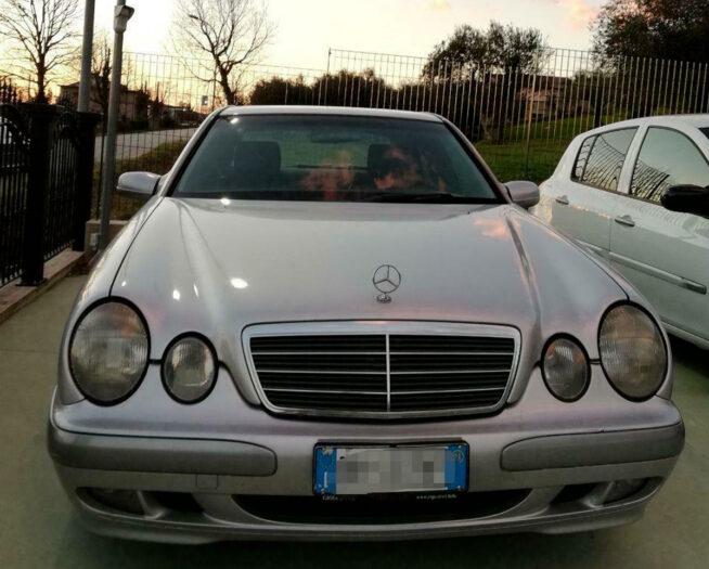 Mercedes classe e 220 diesel